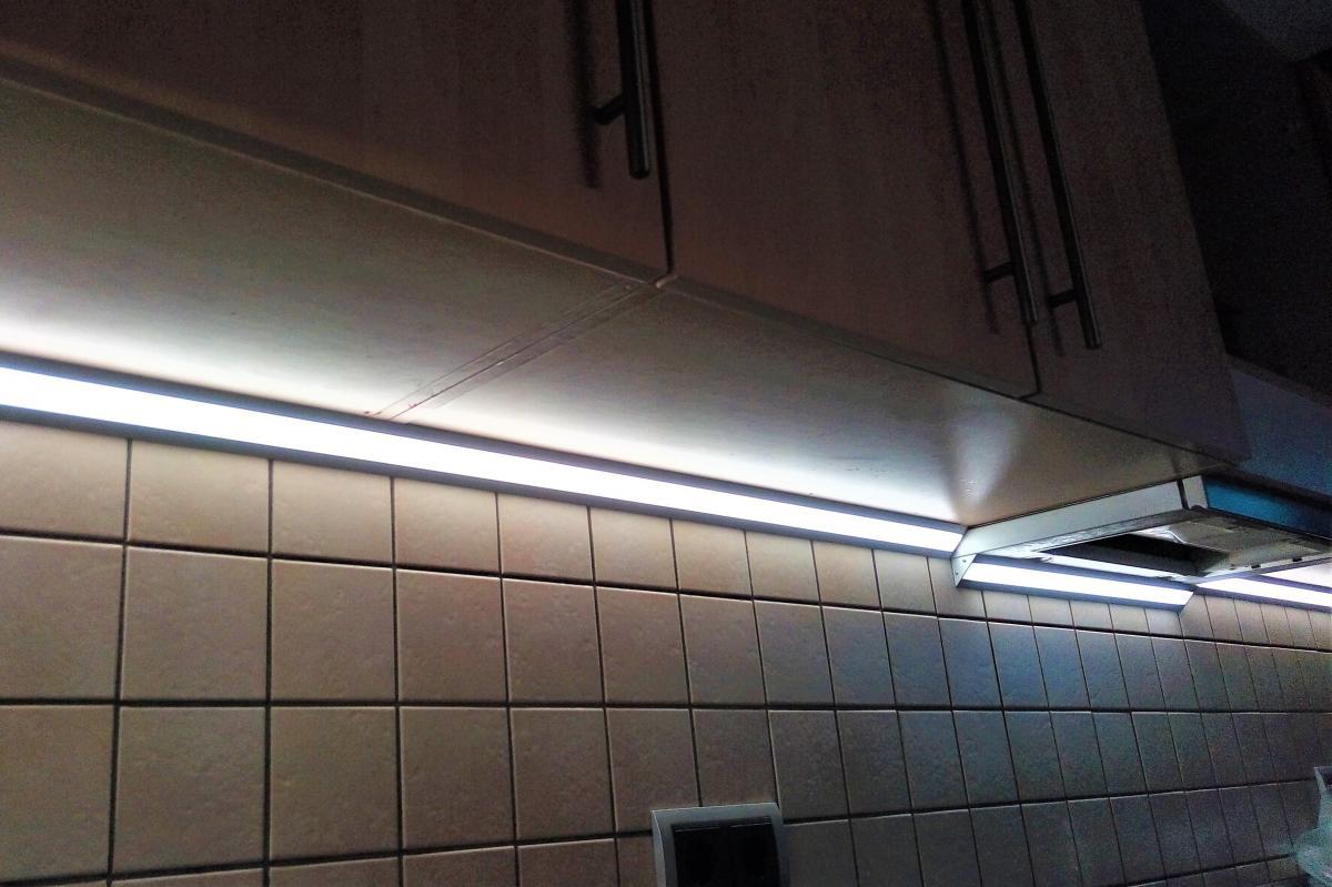 Küche Unterbauleuchte – VOMASTA Elektrotechnik
